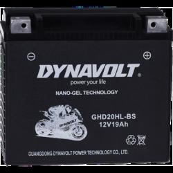 DYNAVOLT GHD20HL-BS