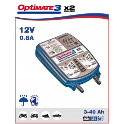 TECMATE Optimate 3 x2
