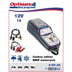 TECMATE Optimate 4 Dual Program CAN-BUS