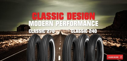 Choosing the right tire for your motorcycle