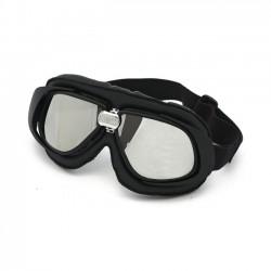 BANDIT Classic Leather Black Goggles