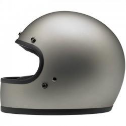 BILTWELL Gringo - Flat Titanium ECE