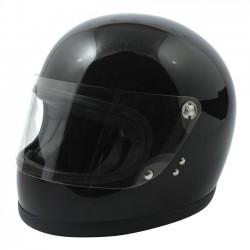 DMD Rocket Gloss Black Helmet