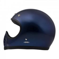 DMD Seventyfive Metallic Blue Helmet