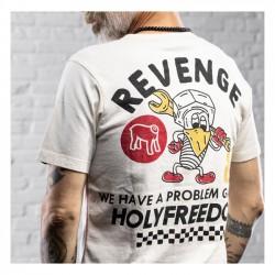HOLY FREEDOM Revenge Tricou