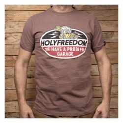 HOLY FREEDOM Triple Tricou