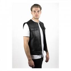 JOHN DOE 1969 Leather Vest