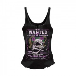 LETHAL ANGEL Most Wanted Skull
