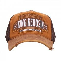 "KING KEROSIN KustomBuilt sapca tip ""trucker"""