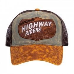 KING KEROSIN Trucker Cap Highway Riders