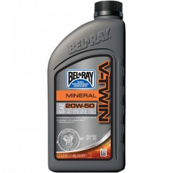 BEL-RAY V-Twin Mineral Engine Oil