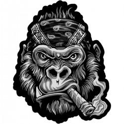 LETHAL THREAT Bandana Gorilla