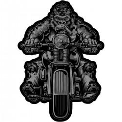 LETHAL THREAT Gorilla Biker