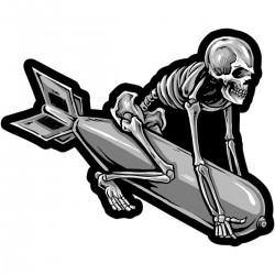 LETHAL THREAT Skeleton Bomber